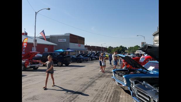 Braymer Car Show Saturday
