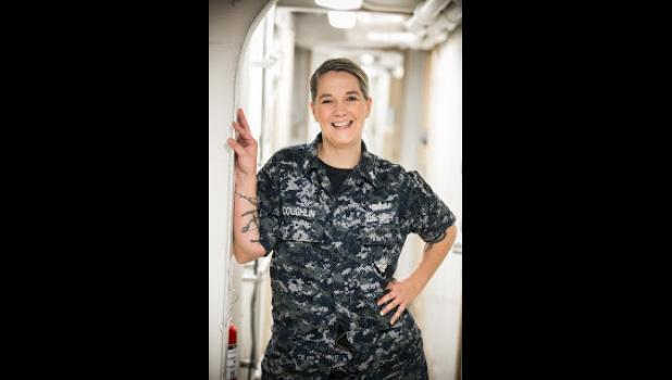 Petty Officer 2nd Class Katelynn Coughlin