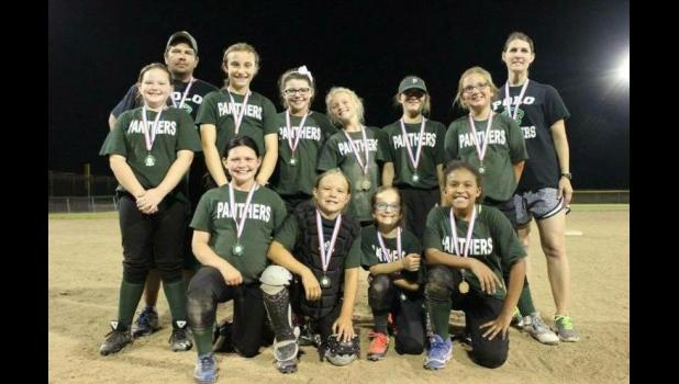 2016 Tri-County 10u Softball Champions