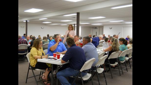 peoria farm bureau annual meeting History of farm bureau membership why join  food & farm news  search × search results close annual meeting 2018.