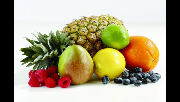 Fruits and vegetables are an excellent source of Vitamin C