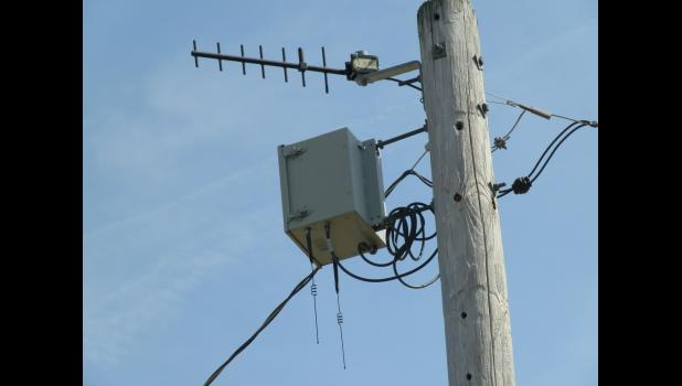 Smart Meter Cell Tower