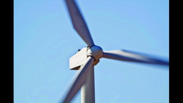 Wind Farm Alert!