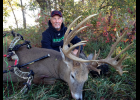 Rodney Owen and his record setting buck