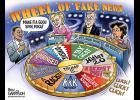"The ""fake news"" trophy winner is....."